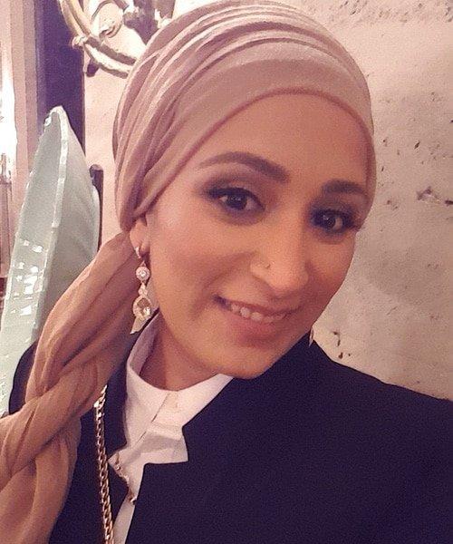 Nida Patel's headshot