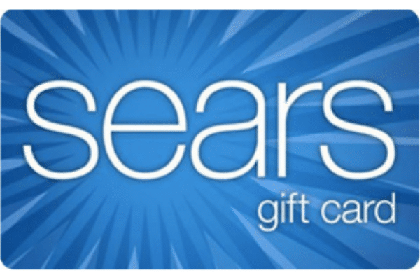 sears and kmart gift card to reimburse extended warranty claims