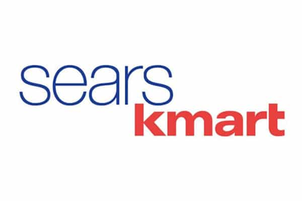 Sears and Kmart logo for extended warranty program built by tristar